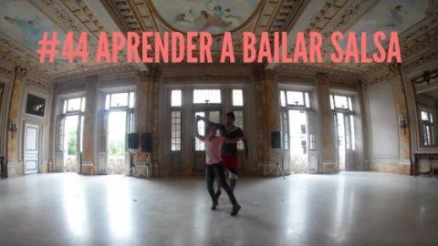 44 Aprender a bailar salsa