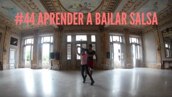 Aprender a bailar salsa #yosimeanimo