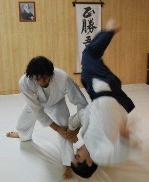Practicando Aikido