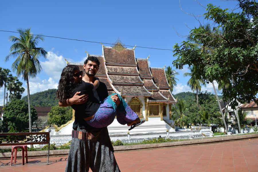 En Luang Prabang - Laos
