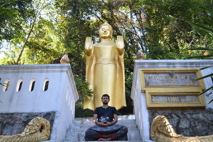 Monasterio en Luang Prabang - Laos