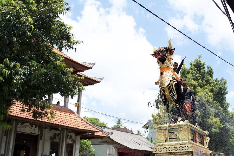 Funeral Bali