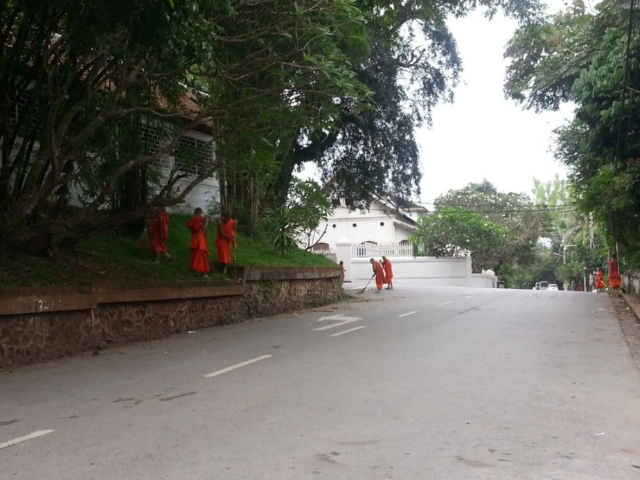 Viviendo entre monjes budistas 2