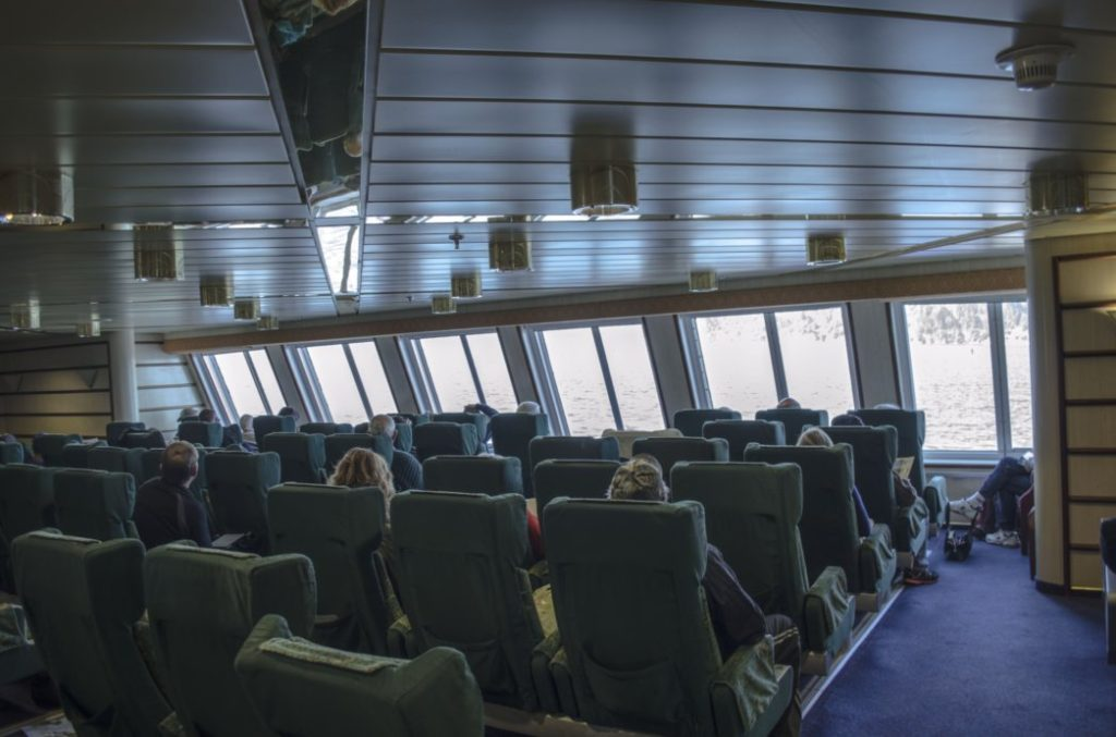 Viajando en barco 3